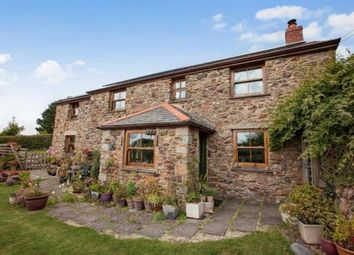 Thumbnail 4 bedroom barn conversion for sale in St Agnes, Cornwall