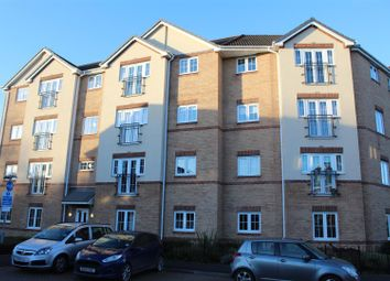 Thumbnail 2 bed flat for sale in Greenfields Gardens, Shrewsbury