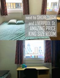Thumbnail Room to rent in Commercial Street, Shoreditch