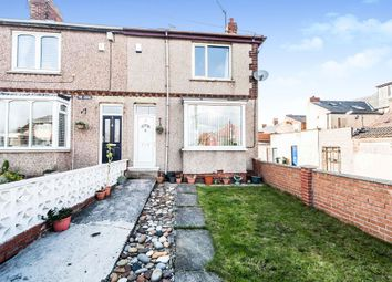 Thumbnail 3 bed end terrace house for sale in The Grove, Blackhall Colliery, Hartlepool