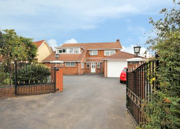 Thumbnail 6 bed detached house for sale in Botley Road, Park Gate, Southampton