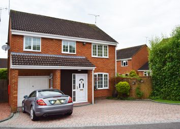 Thumbnail 4 bedroom detached house for sale in Feather Wood, Westlea, Swindon