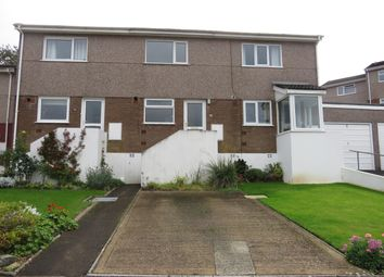 Thumbnail 2 bed property to rent in Holcroft Close, Saltash