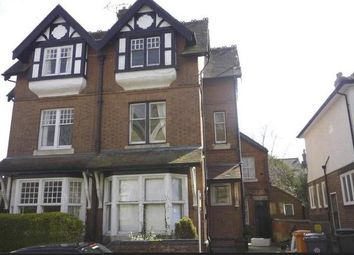 Thumbnail 1 bedroom flat for sale in Sandown Road, Leicester