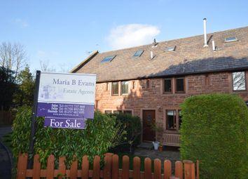 Thumbnail 3 bed mews house for sale in Euxton Hall Mews, Euxton