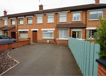 Thumbnail 3 bed terraced house for sale in Silverstream Gardens, Bangor