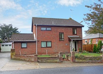 Thumbnail 3 bed detached house for sale in Holton Road, Halesworth