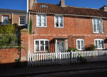 Thumbnail 2 bed end terrace house for sale in Mount Street, Taunton