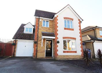 Thumbnail 4 bedroom detached house for sale in 40, Recreation Way, Sittingbourne, Kent