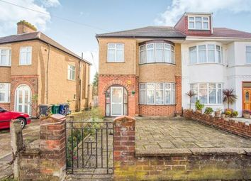Thumbnail 3 bed semi-detached house for sale in Silkfield Road, Colindale, London