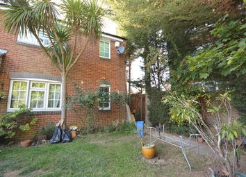 Thumbnail 1 bed end terrace house for sale in Hunting Gate Drive, Chessington, Surrey.