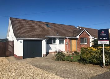 Thumbnail 4 bed detached bungalow for sale in Turnpike, Honiton