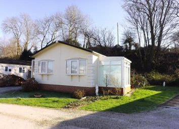 Thumbnail 2 bed bungalow for sale in Hazelwood Park, Dawlish Warren, Devon