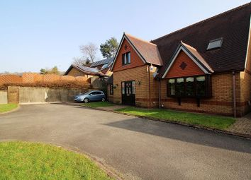 Thumbnail 3 bed detached house for sale in Clos Camlas, Trallwn, Pontypridd