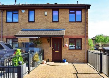 Thumbnail 2 bed end terrace house for sale in Hazelwood Park Close, Chigwell, Essex