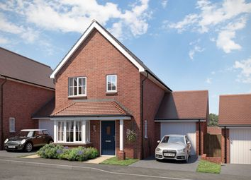 """Thumbnail 3 bedroom property for sale in """"The Elmswell"""" at Monks Road, Earls Colne, Colchester"""