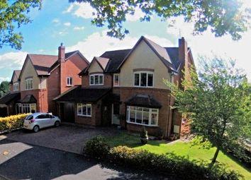 Thumbnail 4 bed detached house for sale in Hagley Grange, Stourbridge