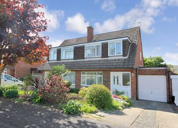 3 bed semi-detached house for sale in Valerian Road, Hedge End, Southampton, Hampshire SO30