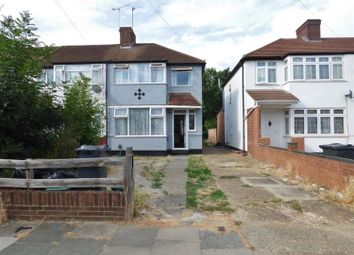 Thumbnail 3 bed end terrace house for sale in Wentworth Road, Southall