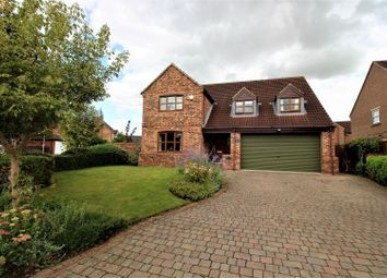 Thumbnail 4 bedroom detached house for sale in Thompson Drive, York