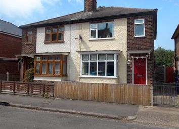 Thumbnail 2 bed semi-detached house for sale in George Avenue, Long Eaton, Nottingham