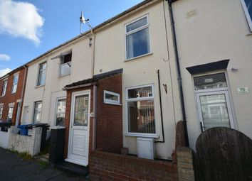 Thumbnail 3 bedroom terraced house to rent in Cambridge Road, Lowestoft