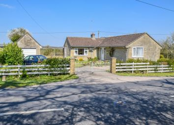 Thumbnail 3 bed detached bungalow for sale in Brinkworth, Chippenham
