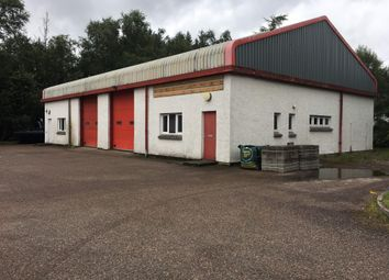 Thumbnail Light industrial to let in Units 1 & 2, Site 3, Annat Point Industrial Estate, Fort William