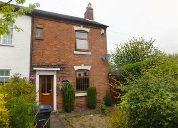 Thumbnail 2 bed terraced house for sale in Church Terrace, Four Oaks, Sutton Coldfield