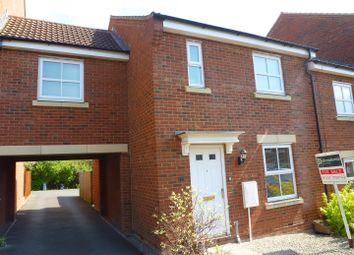 Thumbnail 3 bedroom terraced house for sale in Sylvester Drive, Hilperton, Trowbridge