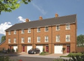 Thumbnail 3 bed town house for sale in The Street, Bramford, Suffolk