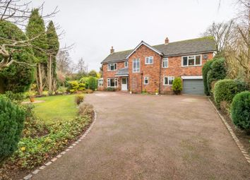 Thumbnail 5 bed detached house for sale in Pool End Close, Macclesfield