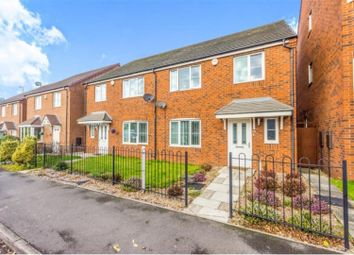 Thumbnail 4 bedroom semi-detached house for sale in Stafford Road, Darlaston, Wednesbury