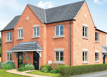 Thumbnail 1 bed detached house for sale in Hinckley Road, Stoke Golding, West Midlands