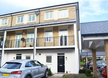Thumbnail 4 bed end terrace house for sale in Marbaix Gardens, Isleworth