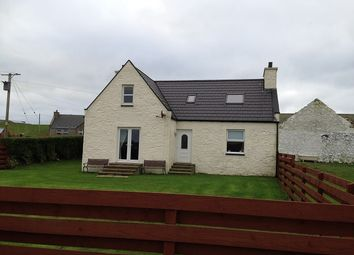 Thumbnail 3 bed detached house for sale in Cairngarroch Sandhead, Stranraer