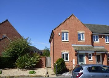 Thumbnail 3 bed semi-detached house for sale in Avon Way, Hilton, Derby, Derbyshire