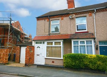 Thumbnail 2 bed end terrace house to rent in Gladstone Street, Town Centre, Rugby, Warwickshire