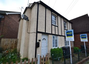 Thumbnail 1 bed maisonette for sale in Springfield, Chelmsford, Essex