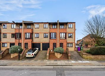 Thumbnail 4 bed terraced house for sale in Saunders Ness Road, London