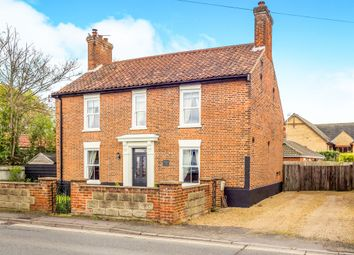 Thumbnail 3 bedroom detached house for sale in Gwersylt Villas, Cowper Road, Dereham