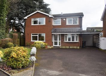 Thumbnail 4 bed detached house for sale in Higham Lane, Nuneaton