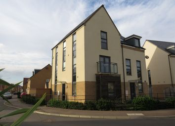 Thumbnail 4 bed town house for sale in Trinity Way, Papworth Everard, Cambridge