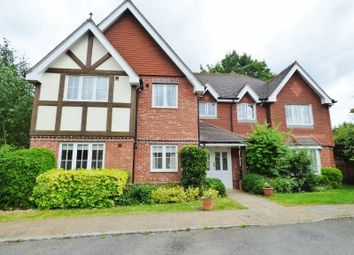 Thumbnail 2 bed flat for sale in Limes Close, Leatherhead