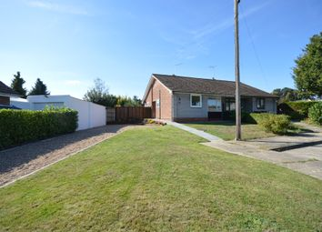 Thumbnail 2 bed semi-detached bungalow for sale in Romulus Close, Colchester, Essex