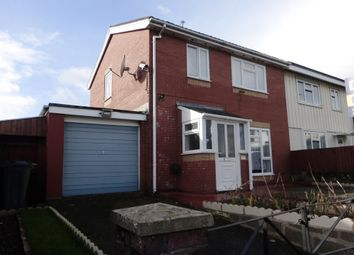 Thumbnail 3 bed semi-detached house for sale in Rhossilli Road, Rumney, Cardiff