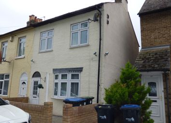 Thumbnail 2 bed end terrace house for sale in Warwick Road, Enfield Lock