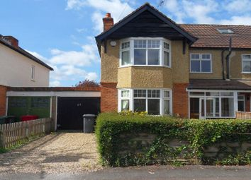 Thumbnail 3 bed semi-detached house to rent in Buxton Avenue, Caversham, Reading