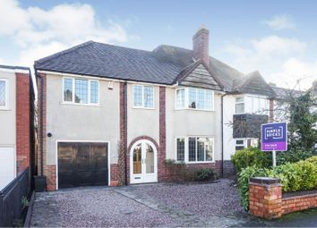 4 bed semi-detached house for sale in Cremorne Road, Sutton Coldfield B75
