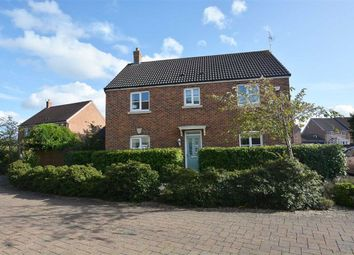 Thumbnail 4 bed detached house for sale in Stanbridge Way, Quedgeley, Gloucester